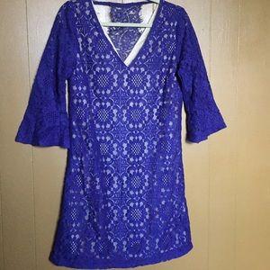 Dresses & Skirts - Lace Dress NWT